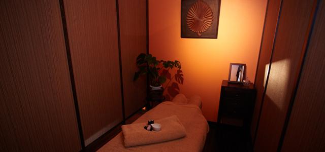 居心地のいい個室空間のイメージ